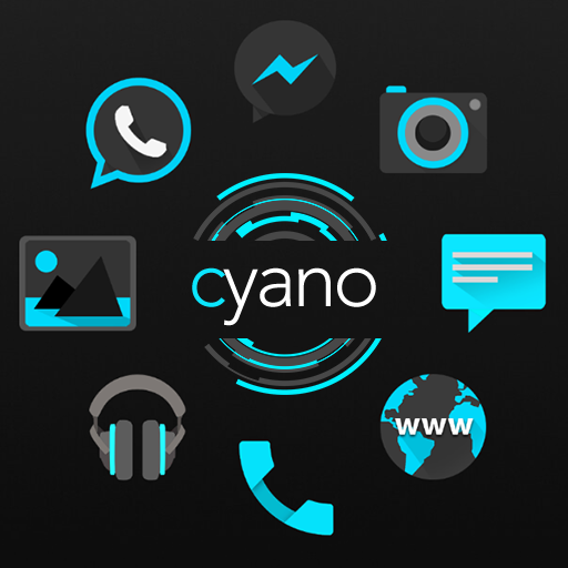 SL THEME CYANO For PC Windows (7, 8, 10 and 10x) & Mac Computer