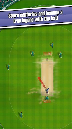 New Star Cricket apkslow screenshots 2