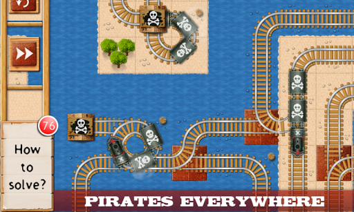 Rail Maze : Train puzzler 1.4.4 screenshots 24