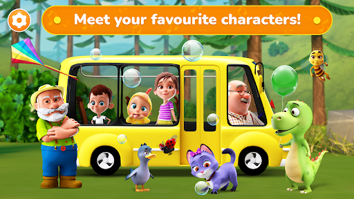 LooLoo Kids World: Learning Fun Games for Toddlers  screenshots 5