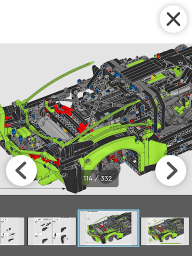 LEGOu00ae Building Instructions 2.1.0 screenshots 20