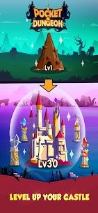Pocket Dungeon MOD APK (Unlimited Crystals) Latest Version 4