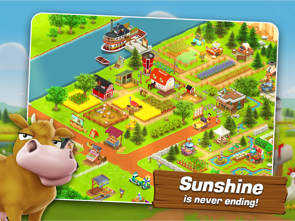 Hay Day poster 8