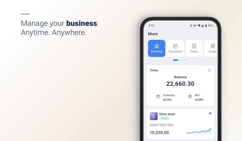 Holded - Manage your business screenshot 14