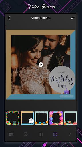 Birthday Video Maker v3.2.4 screenshots 5