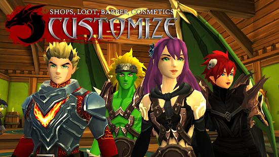 AdventureQuest 3D MMO RPG 1.75.2 Screenshots 16