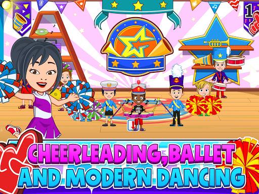 My Town : Dance School. Girls Pretend Dress Up Fun 1.28 Screenshots 10