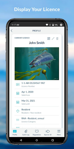fishingbc screenshot 2