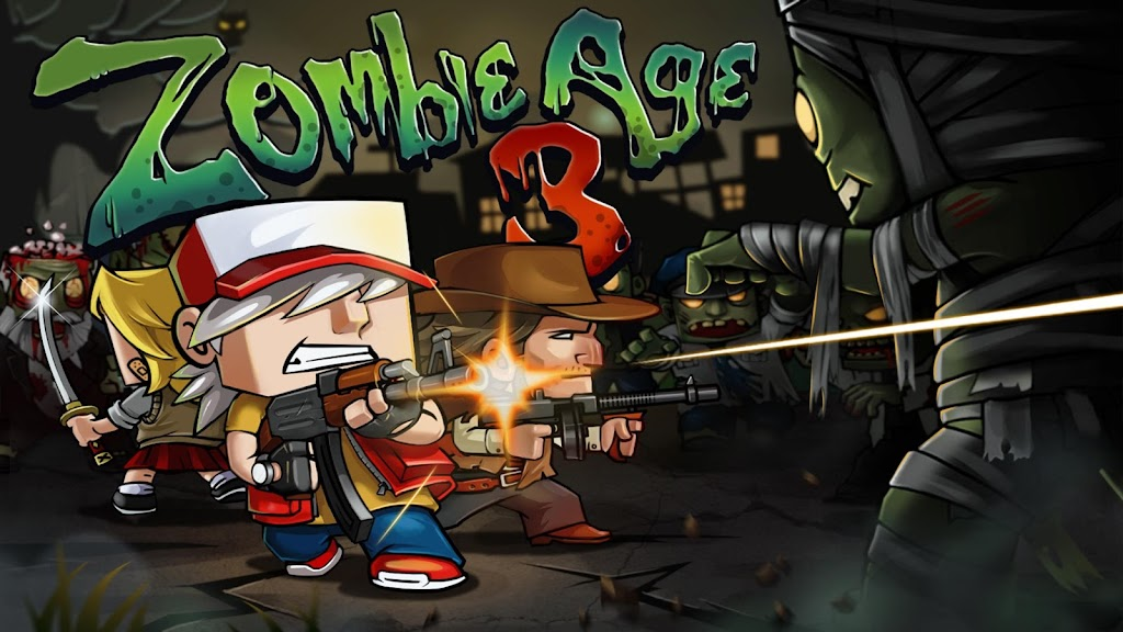 Zombie Age 3: Shooting Walking Zombie: Dead City  poster 5