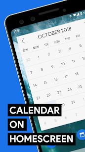 Month Calendar Widget v4.1.210413 [Premium] [Mod Extra] 1