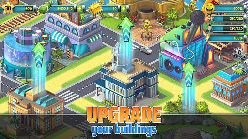 Town Building Games: Tropic City Construction Game 1.2.17 Screenshots 4