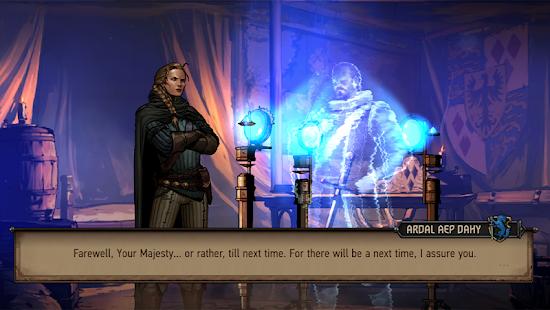 The Witcher Tales: Thronebreaker  Screenshots 3