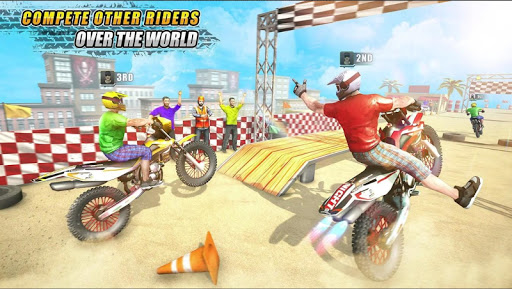 Bike Stunt 2 New Motorcycle Game - New Games 2020 1.26 screenshots 4