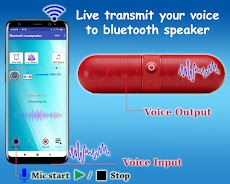 Bluetooth Loudspeakerのおすすめ画像1