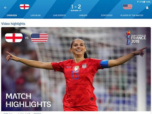 FIFA - Tournaments, Soccer News & Live Scores  Screenshots 7