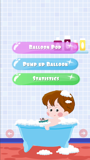 Balloon pop game - popping bubbles! android2mod screenshots 3