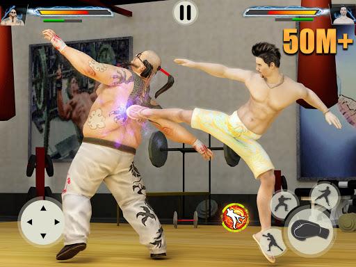 GYM Fighting Games: Bodybuilder Trainer Fight PRO  screenshots 11
