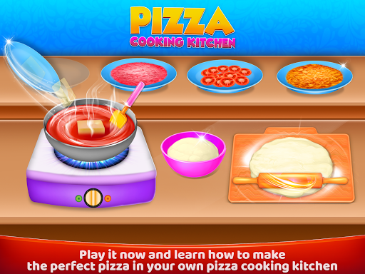 Pizza Cooking Kitchen Game 0.3 screenshots 4