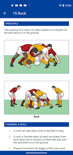 laws of rugby screenshot 2