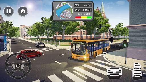 Bus Simulator 2020: Coach Bus Driving Game screenshots 10