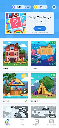 Nonogram - Logic Number Puzzle Game 1.3.0 screenshots 1