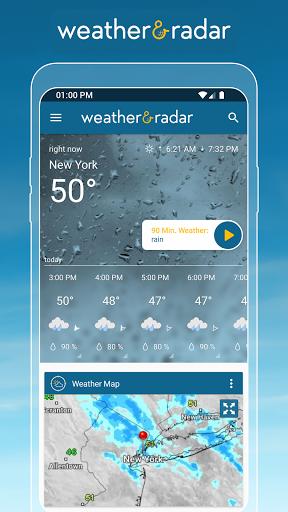 Download Weather & Radar USA - Storm alerts mod apk