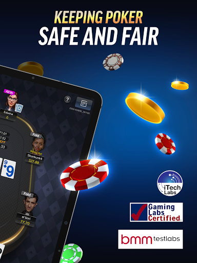 PokerBROS: Play Texas Holdem Online with Friends  Screenshots 10