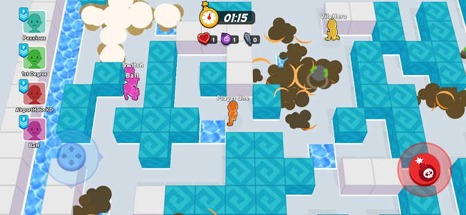 Bomber.io  screenshots 1