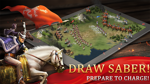 Grand War: Napoleon, Warpath & Strategy Games 3.4.0 screenshots 5