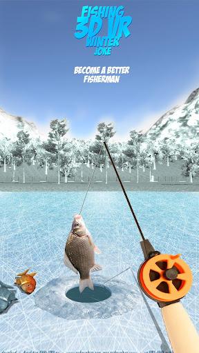 Fishing 3D VR Winter 1.3 screenshots 5