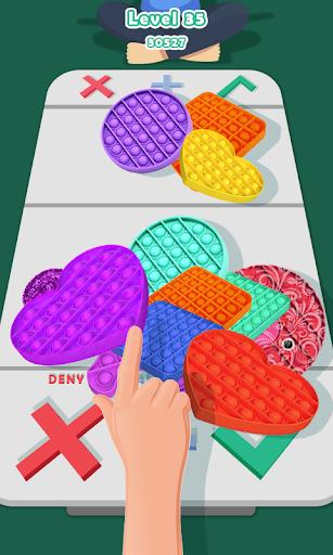 Fidget Toys 3D: Pop it Antistress 3D Puppet Games screenshots 12