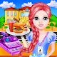 School Cafe Cash Register Girl para PC Windows