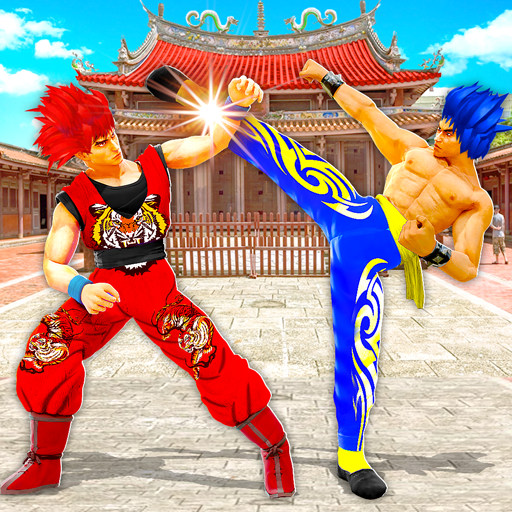 Kung Fu Fight Arena: Karate King Fighting Games