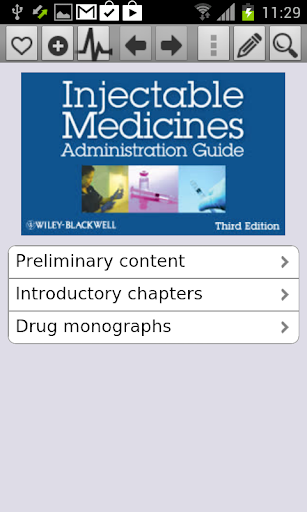 Injectable Medicines Adm Guide For PC Windows (7, 8, 10, 10X) & Mac Computer Image Number- 5