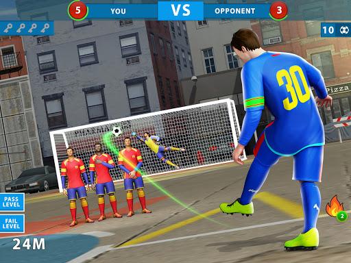 Street Soccer Games: Offline Mini Football Games 3.0 Screenshots 10