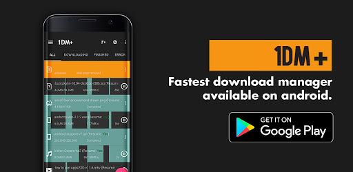1DM+: Browser, Video, Audio, Torrent Downloader APK 0