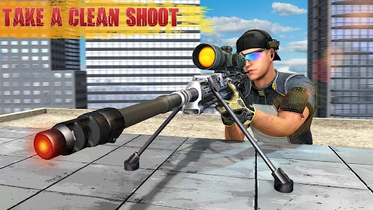 Sniper Warrior Shooting Games: For Pc – Windows 10/8/7/mac -free Download 1