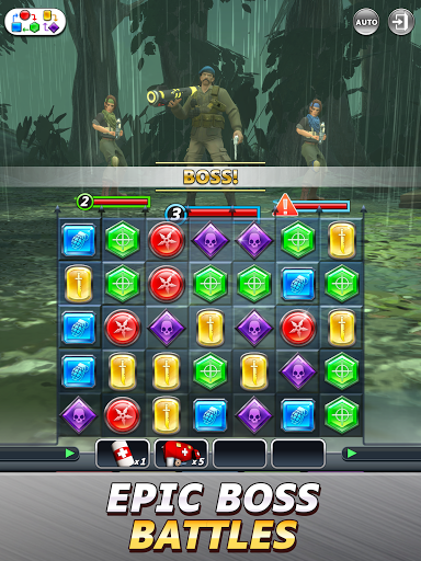 Puzzle Heist: Epic Action RPG 1.2.7 screenshots 14