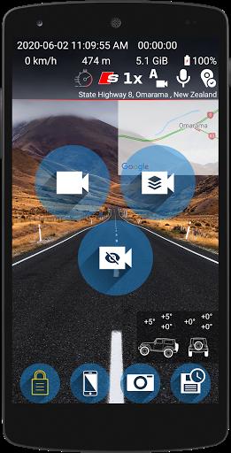 Dash Cam Travel u2013 Car Camera app, Blackbox  screenshots 1