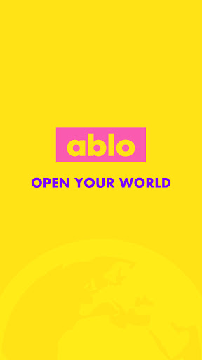 Ablo - Make friends worldwide apktram screenshots 5