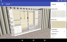 Closet Planner 3Dのおすすめ画像3