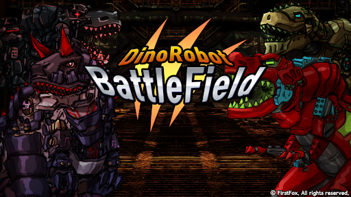 Dino Robot Battle Field - Armoured Dinosaurs War  screenshots 24