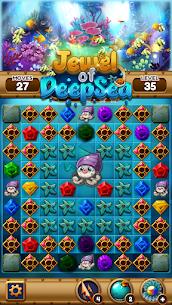 Jewel of Deep Sea: Pop & Blast Match 3 Puzzle Game 5