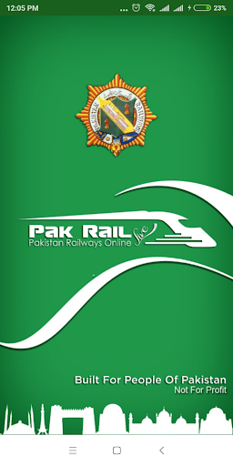 Pak Rail Live - Tracking app of Pakistan Railways  Screenshots 1
