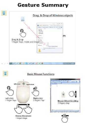 Foto do iWritingPad Keyboard Mouse for Windows Mac & Linux