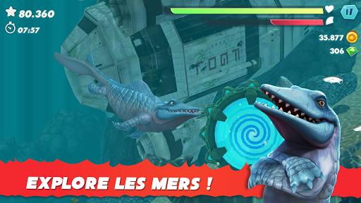 Code Triche Hungry Shark Evolution APK MOD (Astuce) screenshots 2