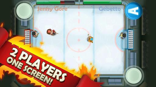 Ice Rage: Hockey Multiplayer Free  screenshots 9