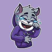 Animal Stickers - WAStickerApps