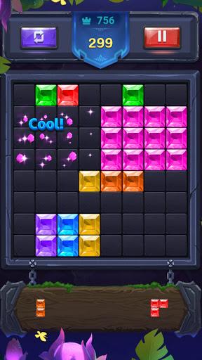 BlockPop- Classic Gem Block Puzzle Game  screenshots 3