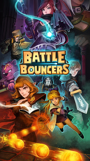 Battle Bouncers - RPG Puzzle Bomber & Crusher 1.13.0 screenshots 23